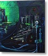 My People And The Great Divide Metal Print