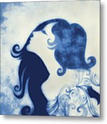 My Prince Will Come For Me 2 Metal Print