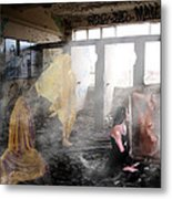 My Reflection Ghosts Of Girlfriends Past Metal Print