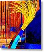 My Vegas City Center 30 Metal Print by Randall Weidner