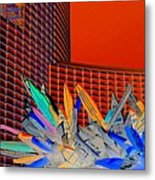 My Vegas City Center 59 Metal Print