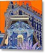 My Vegas Paris 1 Metal Print