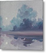 Mystic Moonlight Metal Print