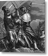 Mythology: Ares Metal Print by Granger