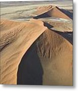 Namib Desert Metal Print