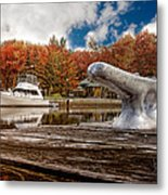Napanee Harbour One Metal Print