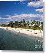 Naples Florida Metal Print