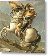 Napoleon Metal Print