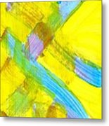 Narrow Escape Metal Print