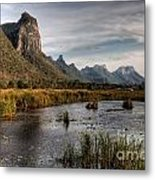 National Park Thailand Metal Print