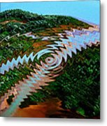 Nature Joy Year 3010 Metal Print