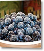 Nature's Candy Metal Print