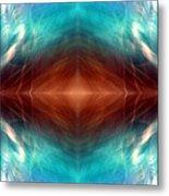 Natures Energy Metal Print