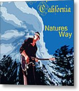 Natures Way 5 Metal Print