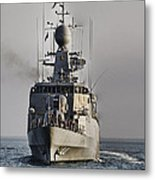 Naval Joint Operations V6 Metal Print