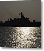 Naval Joint Operations V7 Metal Print