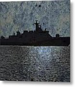Naval Joint Ops V3 Metal Print