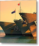 Naval Joint Ops V4 Metal Print