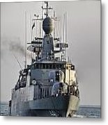 Naval Joint Ops V5 Metal Print