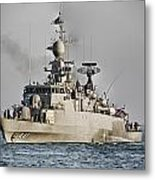 Naval Joint Ops V8 Metal Print