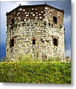 Nebojsa Tower In Belgrade Metal Print