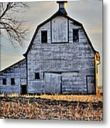 Nebraska Aviance Metal Print