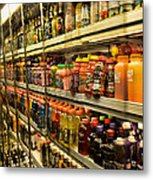 Need A Drink? Metal Print by Paul Ward