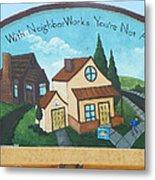 Neighborworks Metal Print