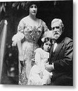 Nellie Melba 1859-1931, Popular Opera Metal Print