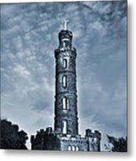 Nelson Monument Metal Print