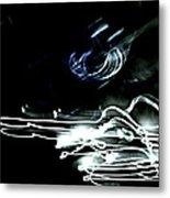 neon I Metal Print