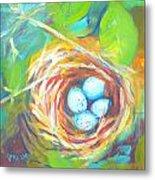 Nest Of Prosperity 1 Metal Print