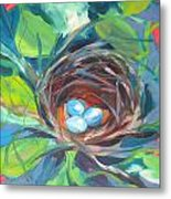 Nest Of Prosperity 2 Metal Print