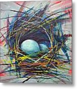 Nest Of Prosperity 8 Metal Print