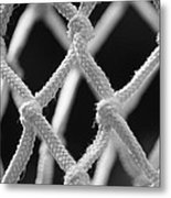 Net Worth Metal Print by Anne Babineau