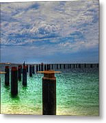 New Day Metal Print by Imagevixen Photography