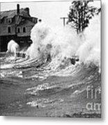 New England Hurricane, 1938 Metal Print