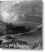 New Hampshire, 1838 Metal Print