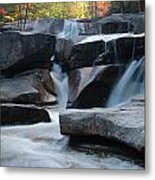 New Hampshire Waterfall 1 Metal Print