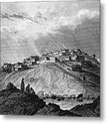 New Mexico: Laguna Pueblo Metal Print