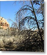 New Mexico Series - Bandelier II Metal Print
