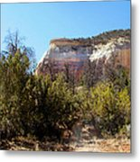 New Mexico Series - Bandelier IIi Metal Print