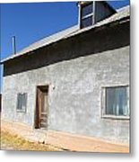 New Mexico Series - House In Truchas Metal Print