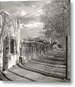New Mexico Series - Late Day Metal Print