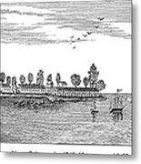 New Orleans, 1719 Metal Print