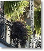 New Orleans Afternoon Light Metal Print