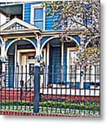 New Orleans Class Metal Print