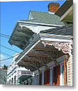 New Orleans Home Uptown Metal Print