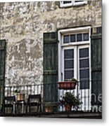 New Orleans Morning Metal Print
