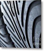 New Racing Tires Metal Print
